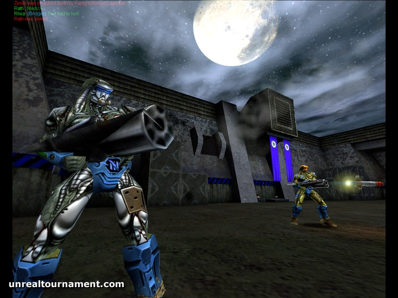 Unreal Tournament: Game of the Year Edition screenshot