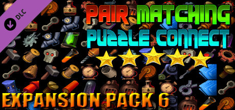 Pair Matching Puzzle Connect - Expansion Pack 6
