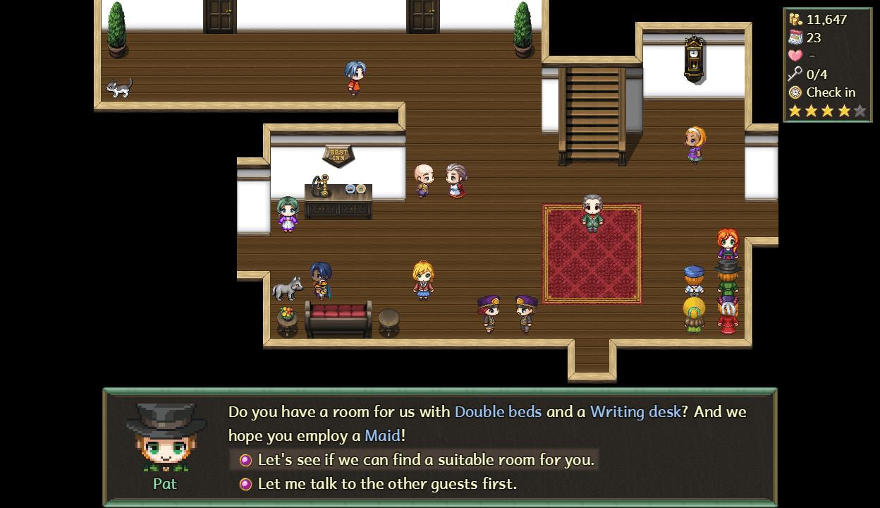 The Lost Art of Innkeeping screenshot