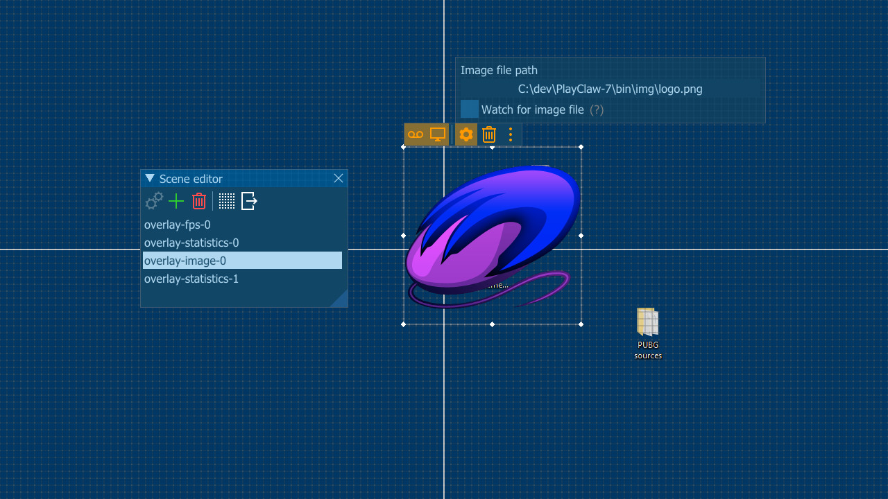 PlayClaw 7 - Standard Extension screenshot