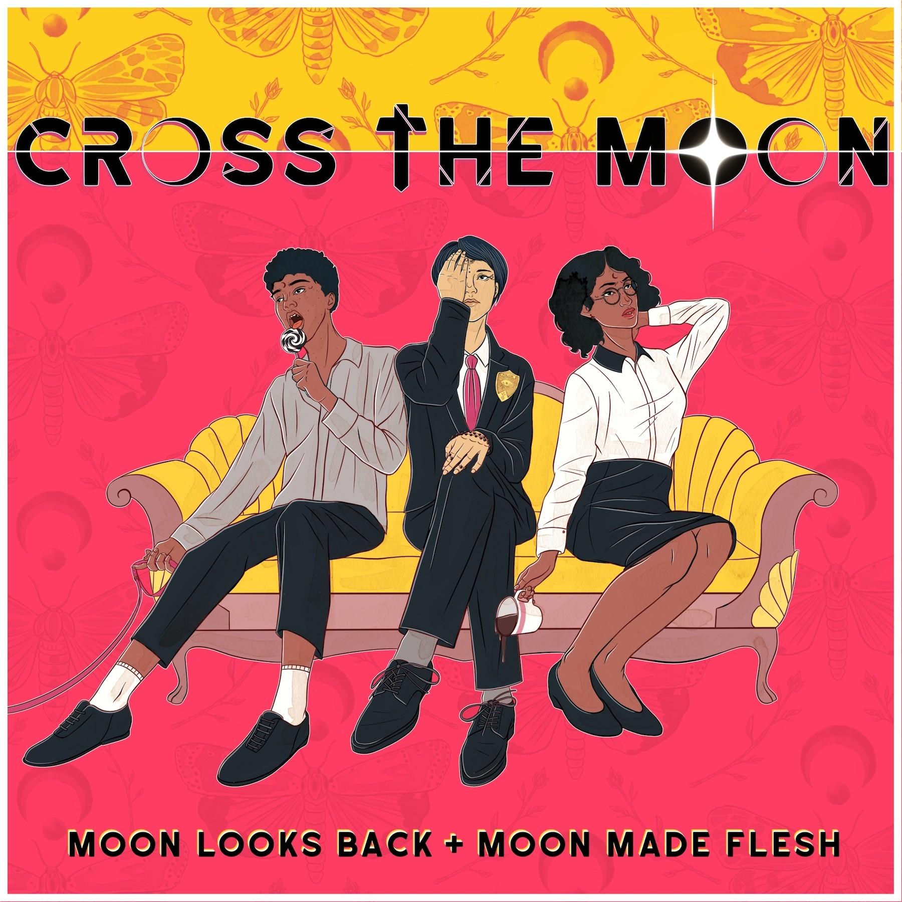 Cross the Moon Original Soundtrack screenshot