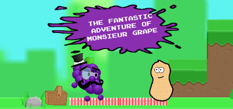 The Fantastic Adventure of Monsieur Grape!