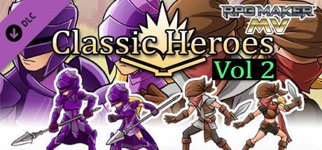 RPG Maker MV - Classic Heroes Vol 2