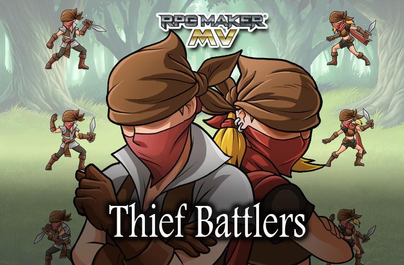 RPG Maker MV - Classic Heroes Vol 2 screenshot