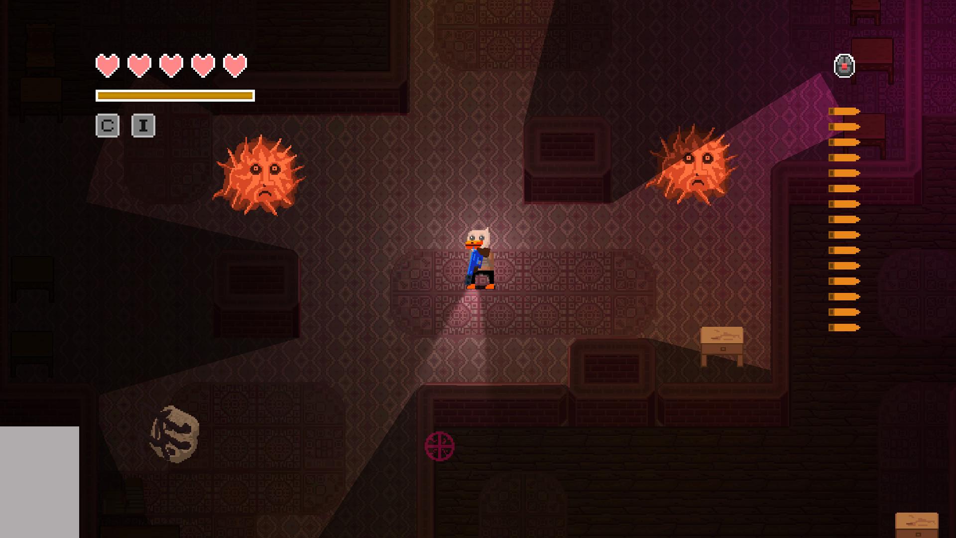 Silenthead: Ducks hunt screenshot