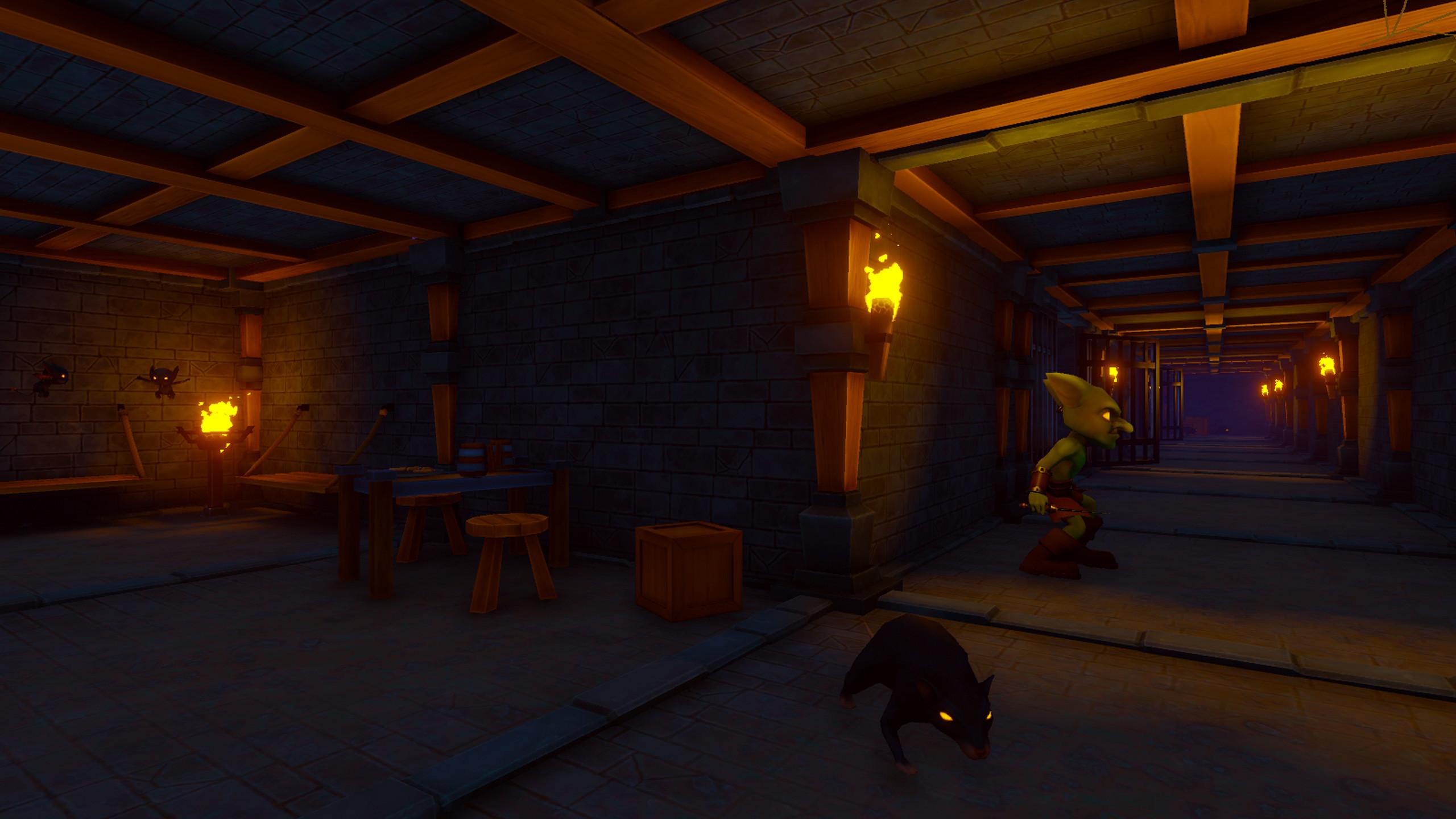 Goblin Rush screenshot