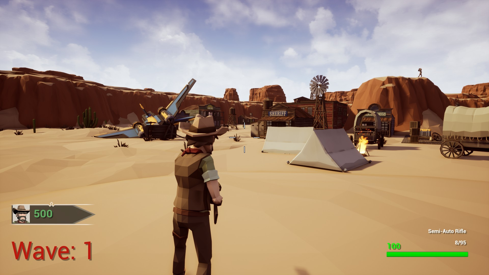 Rangers screenshot