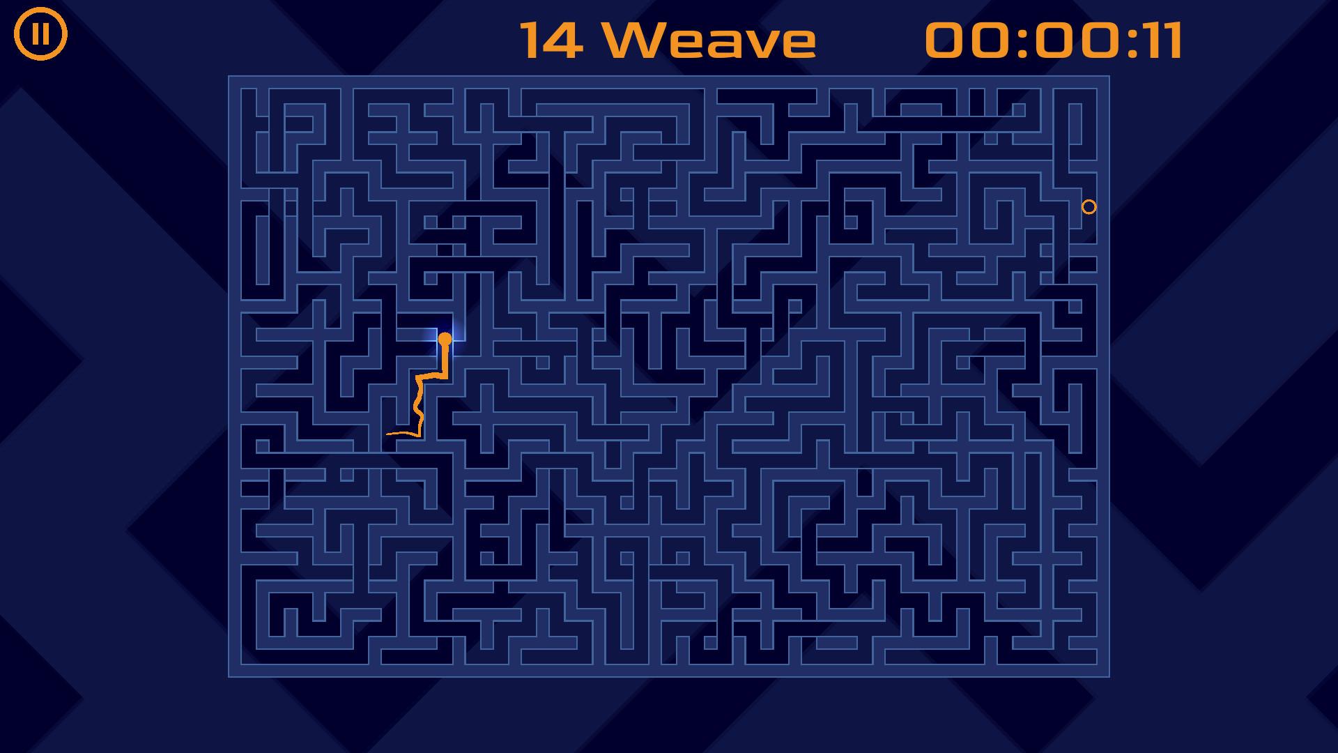 Greedy Maze screenshot