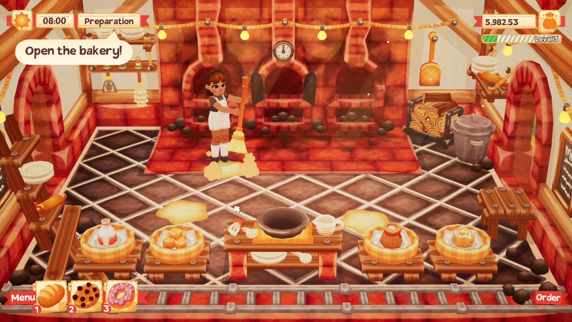 Lemon Cake screenshot