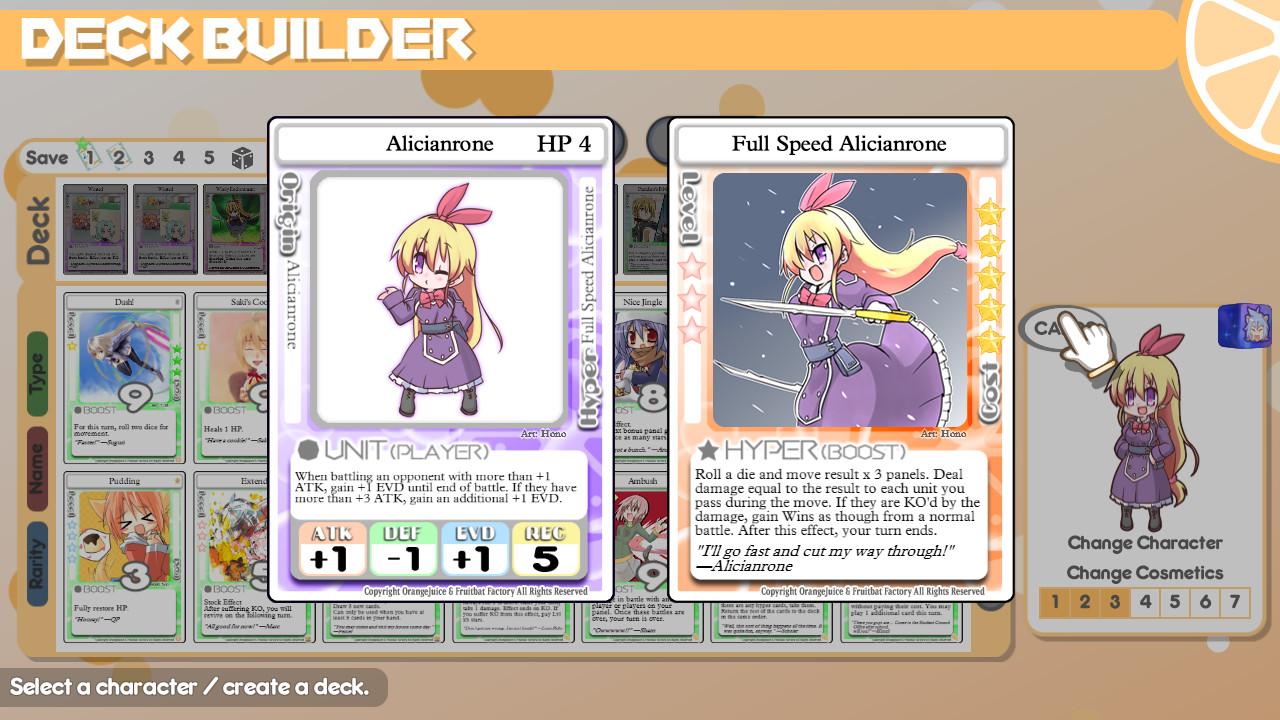 100% Orange Juice - Alicianrone & Teotoratta Character Pack screenshot