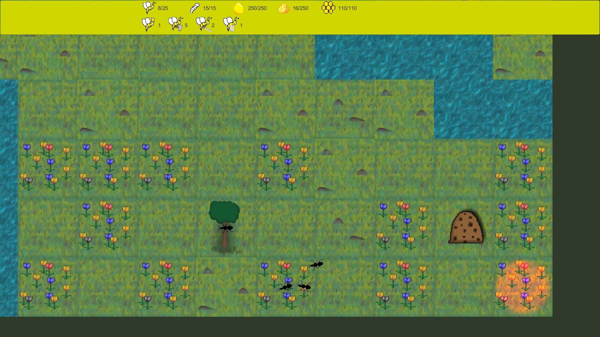 Kingdom of Bees screenshot