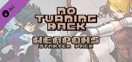 No Turning Back: Weapons Starter Pack