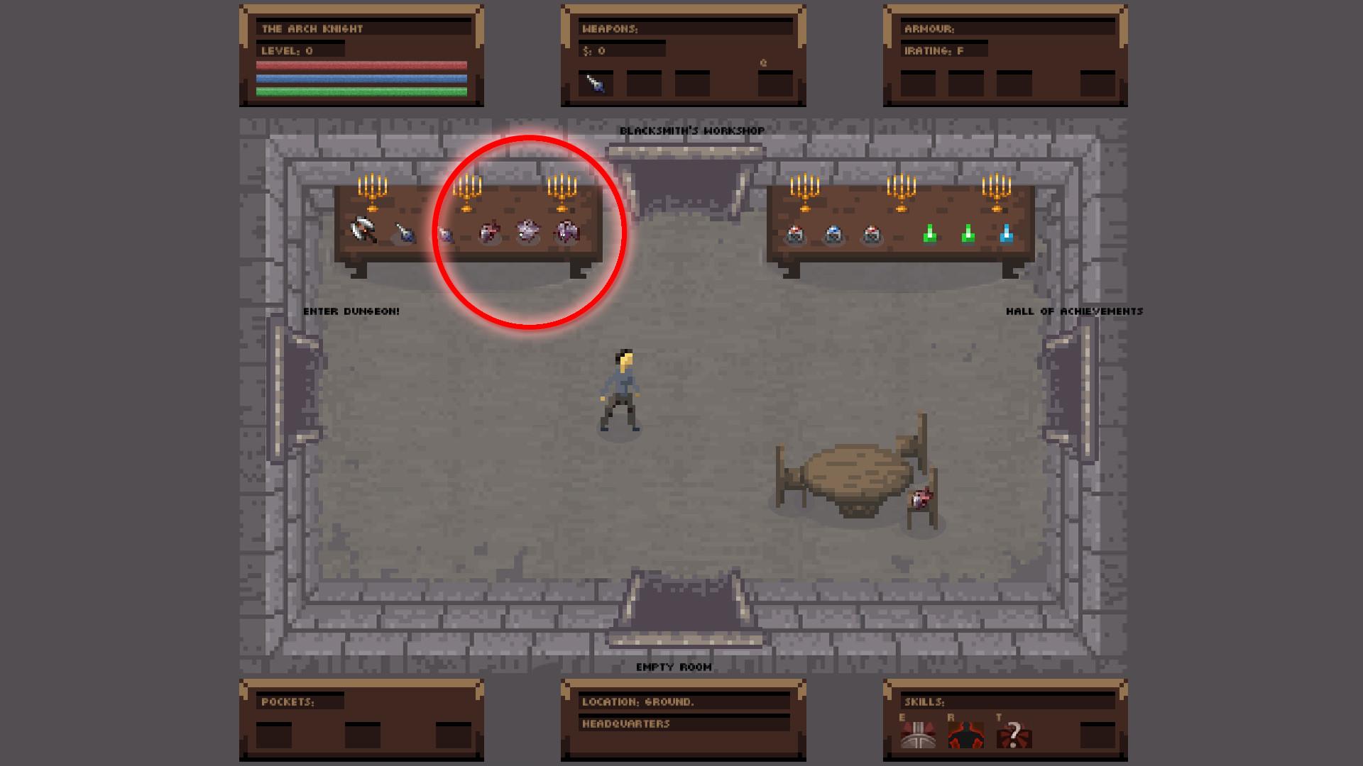 No Turning Back: Armour Starter Pack screenshot