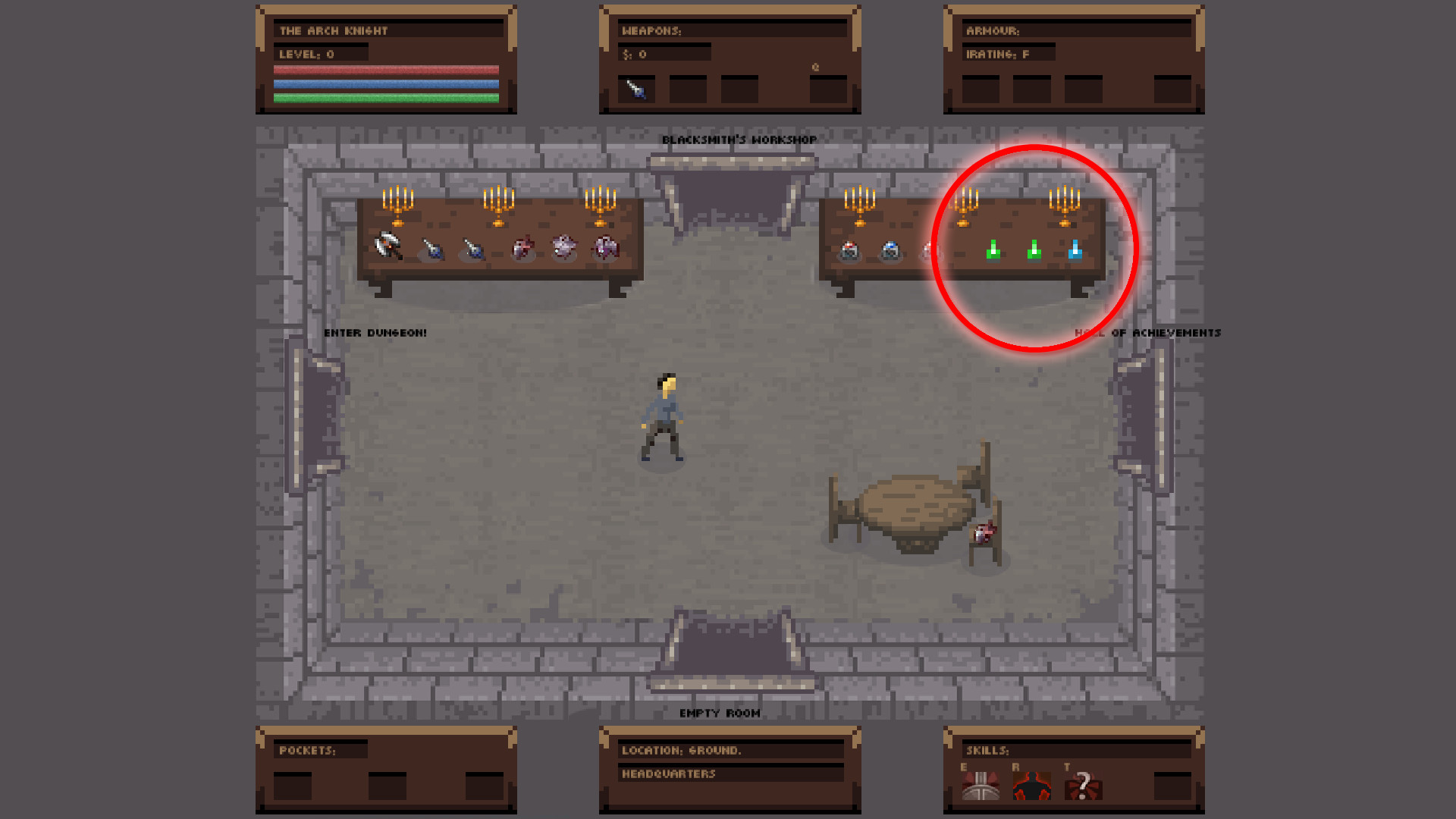 No Turning Back: Potions Starter Pack screenshot