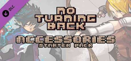 No Turning Back: Accessories Starter Pack