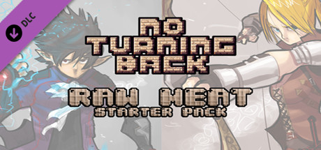No Turning Back: Raw Meat Starter Pack