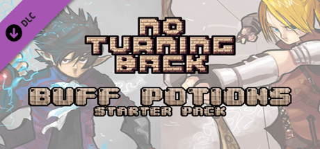 No Turning Back: Buff Potion Starter Pack