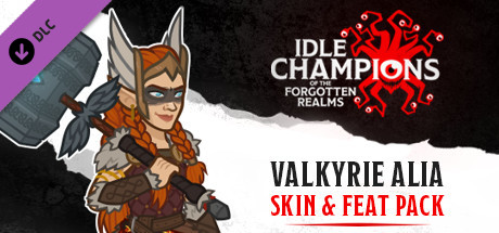 Idle Champions - Valkyrie Aila Skin & Feat Pack