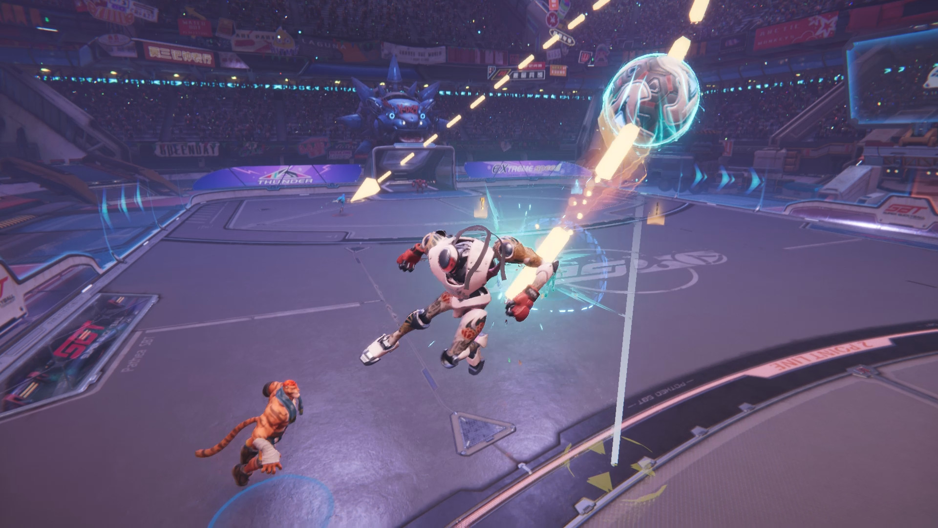 Super Buckyball Tournament Preseason screenshot