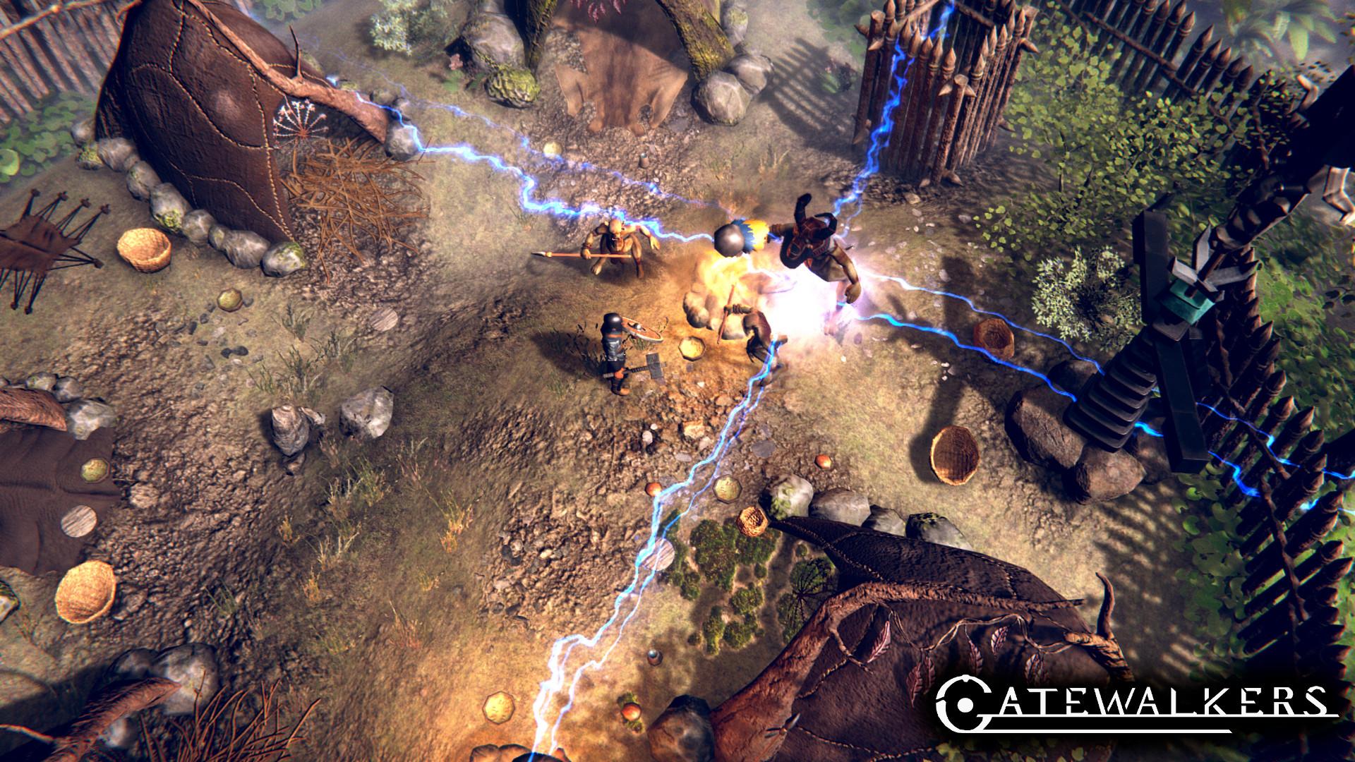 Gatewalkers (Alpha) screenshot