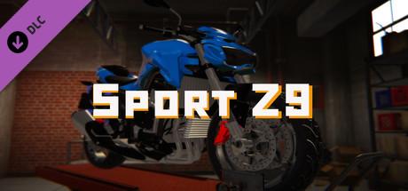 Biker Garage - Sport Z9