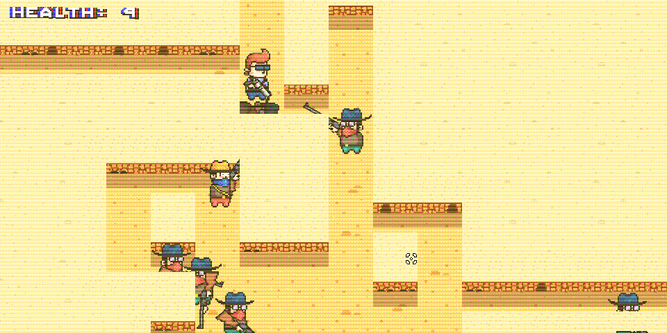 Go, Go Cowboy screenshot