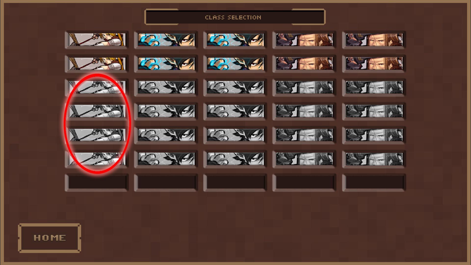 No Turning Back: Class Unlock Pack 1 screenshot