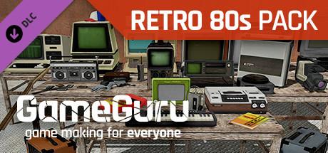 GameGuru - Retro 80's Pack