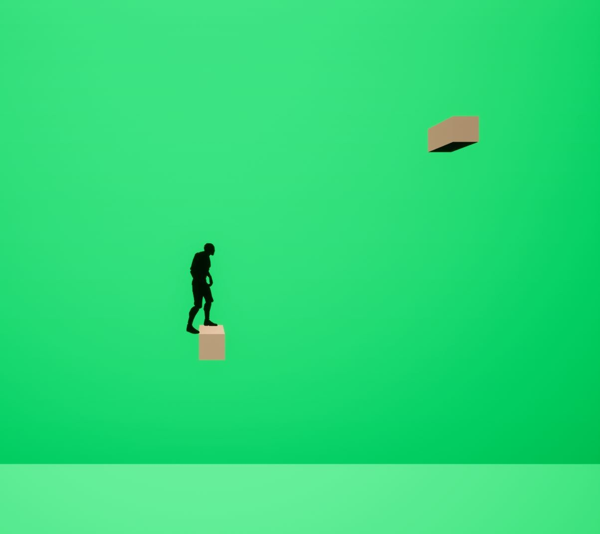 The Running Man screenshot