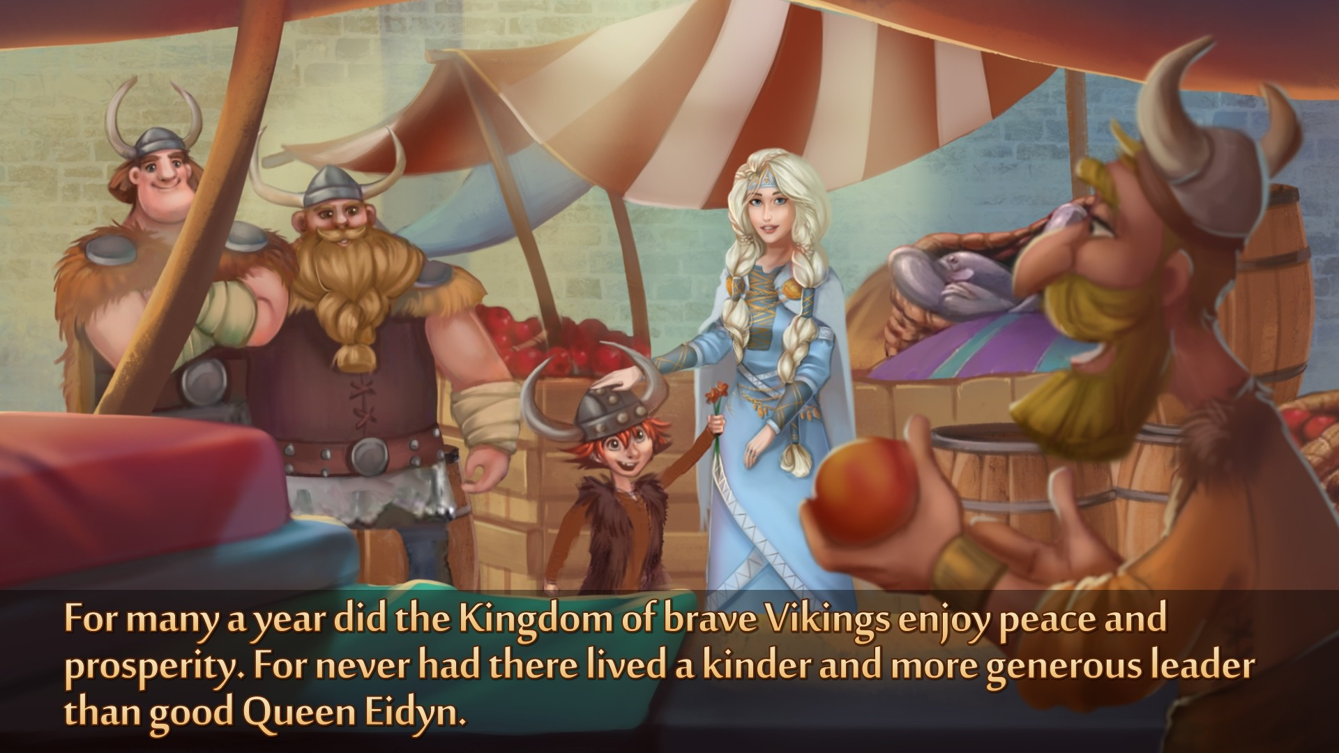 Viking Chronicles: Tale of the lost Queen screenshot