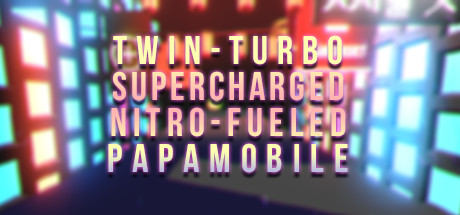 Twin-Turbo Supercharged Nitro-Fueled Papamobile