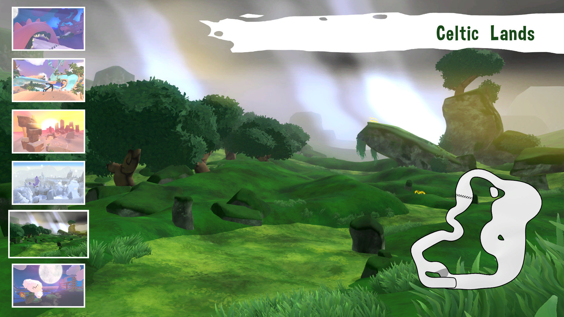 Slide - Animal Race screenshot