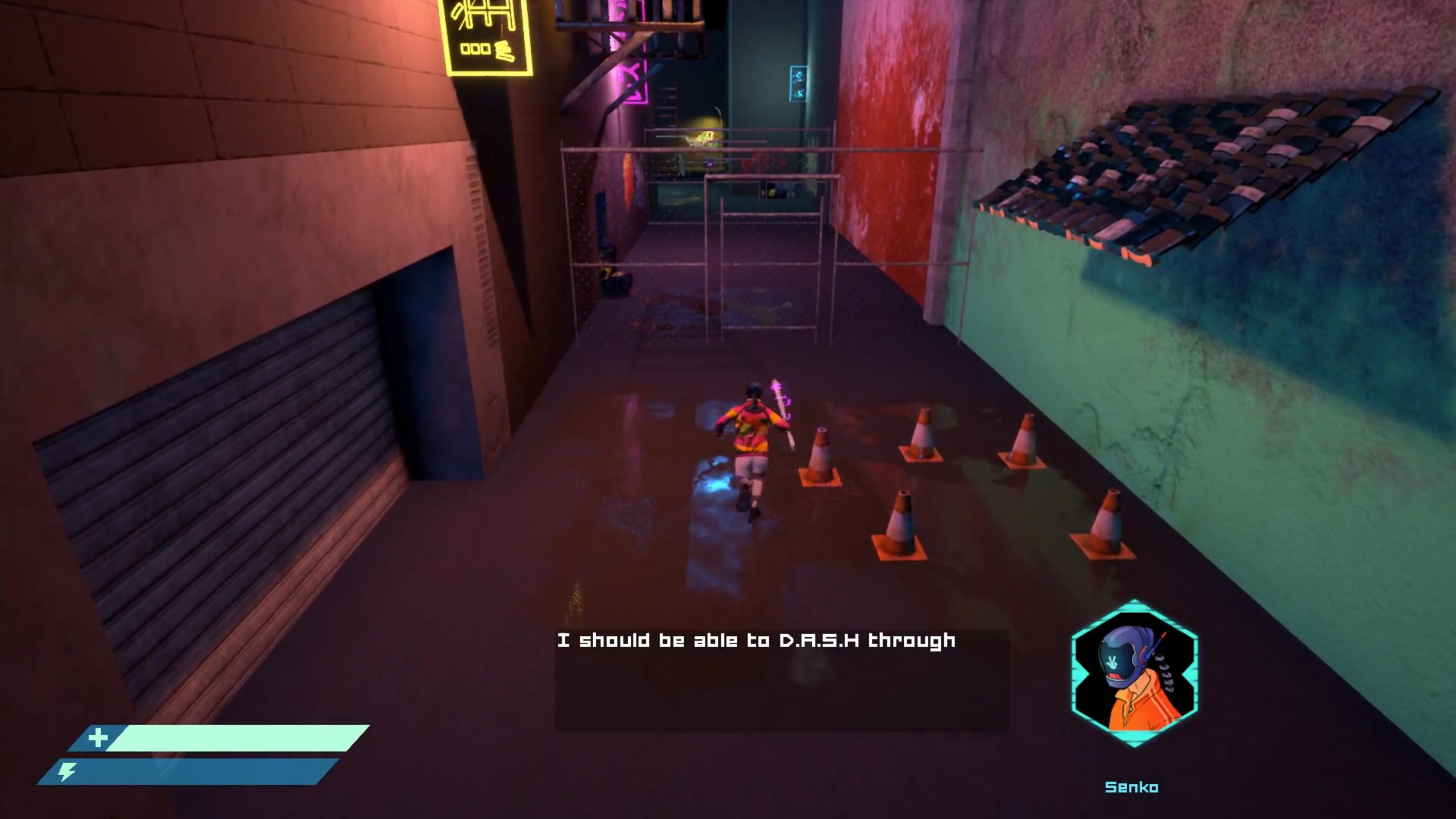 Project Senko screenshot
