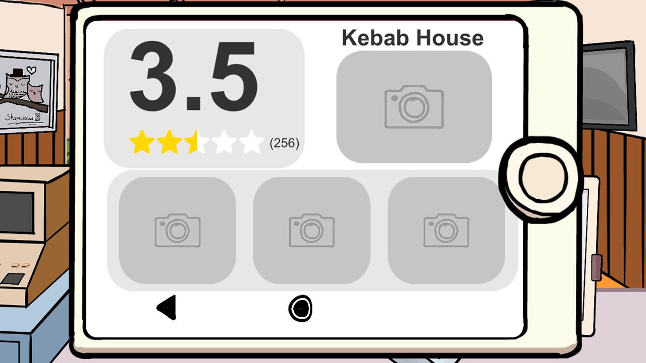 Kebab House screenshot