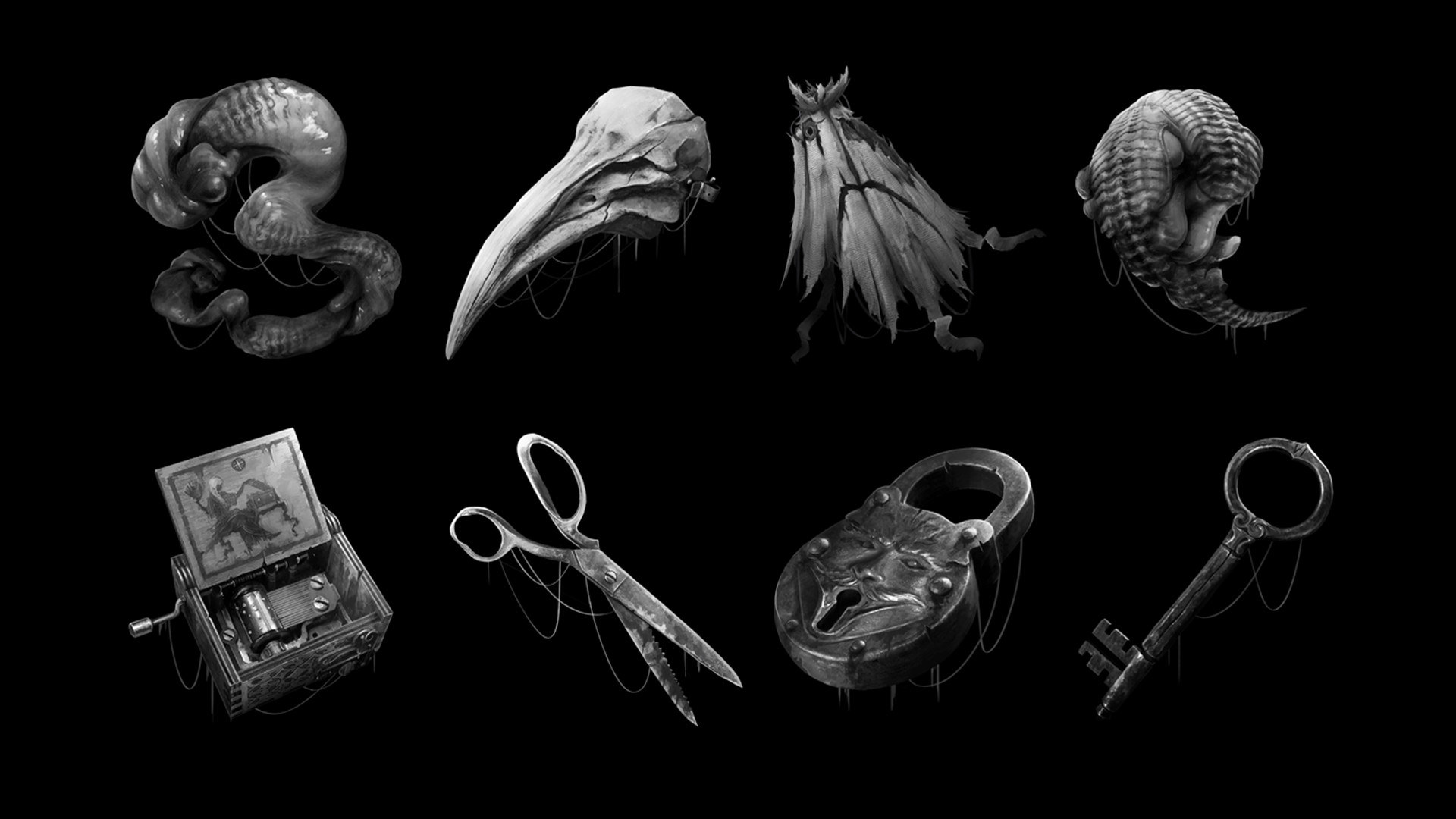 Othercide - Artbook screenshot