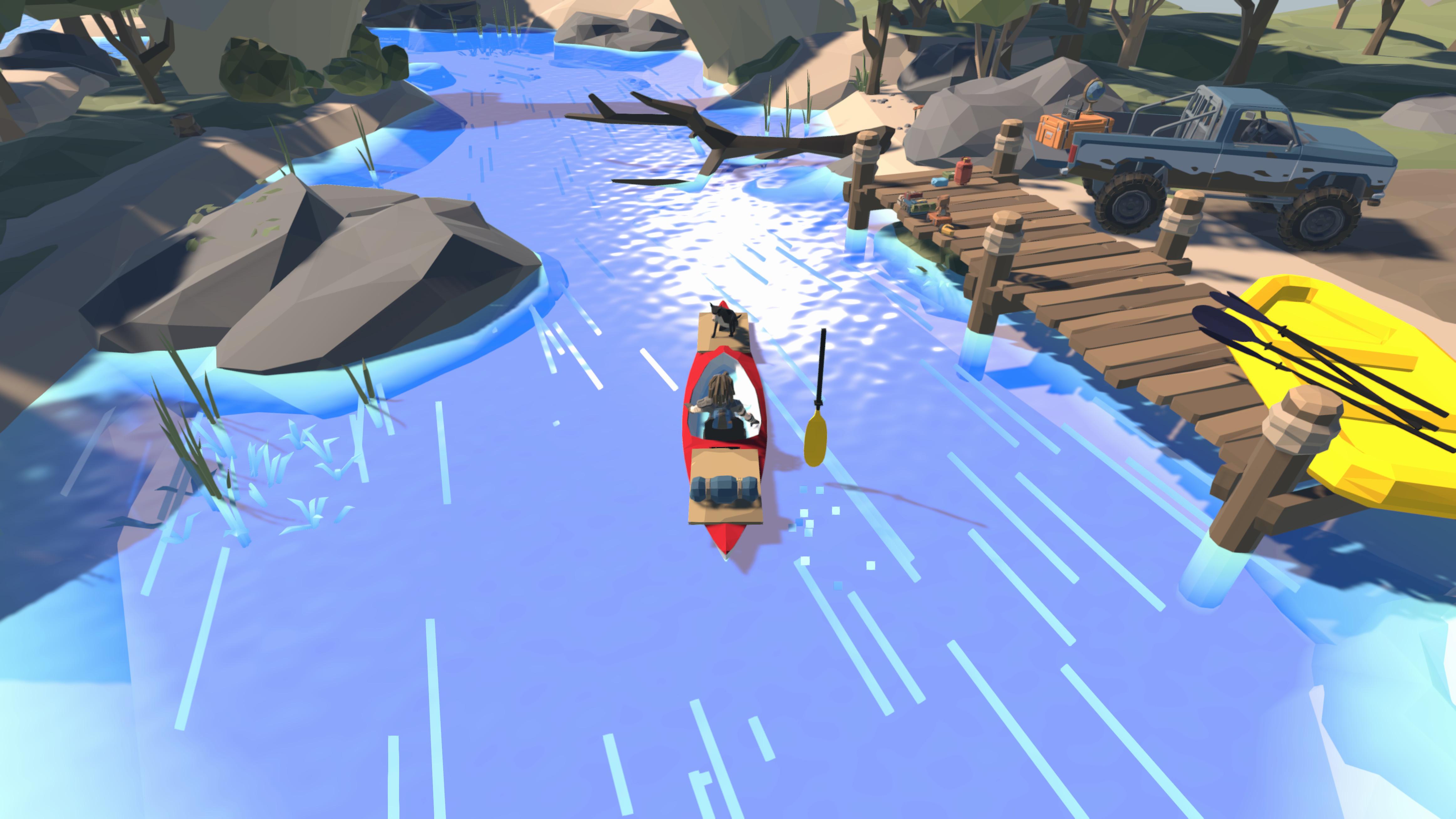 Super Kayak Maker screenshot