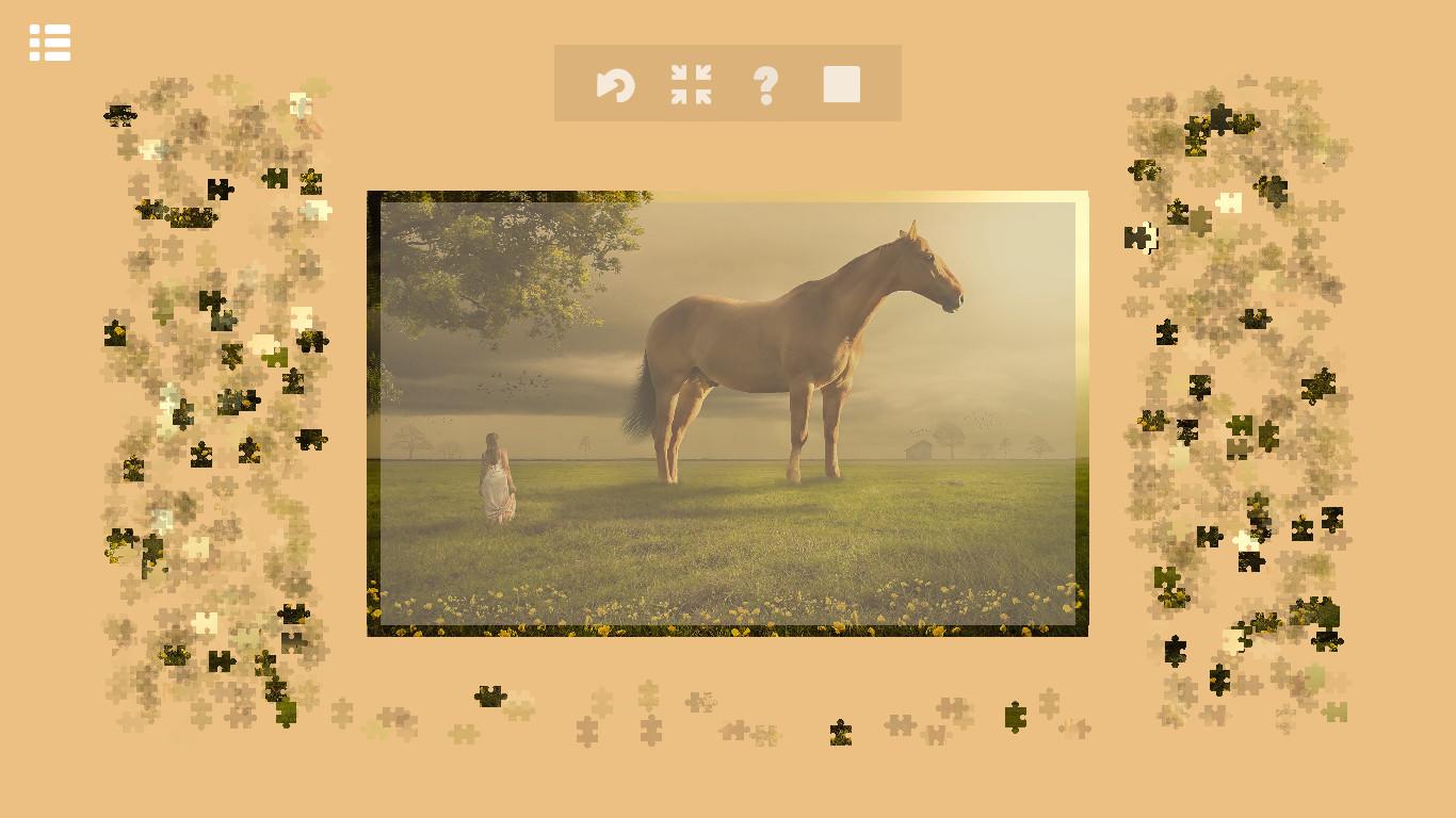 Jigsaw Puzzle - Animals screenshot