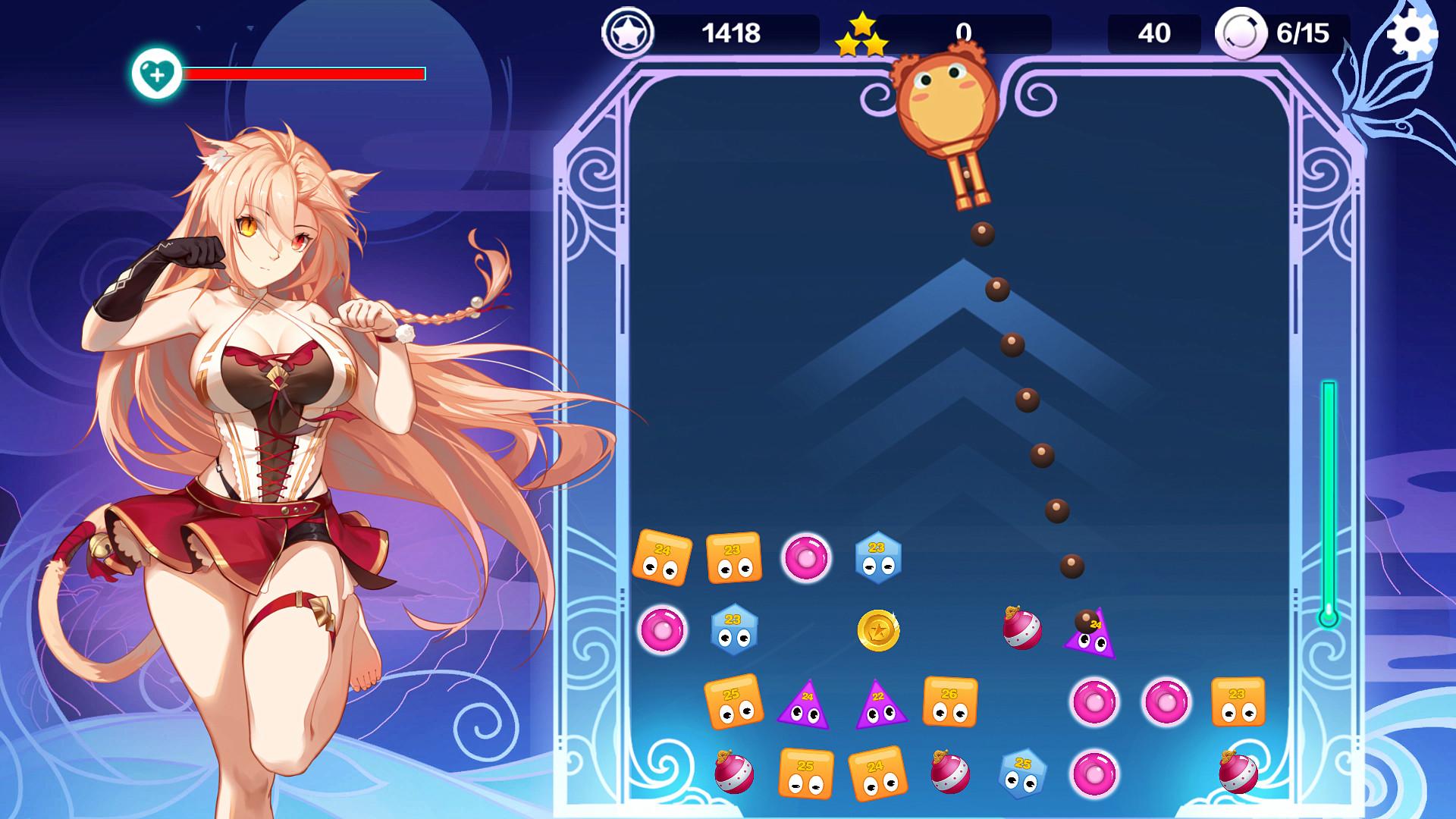 球球少女/Pinball Girls screenshot