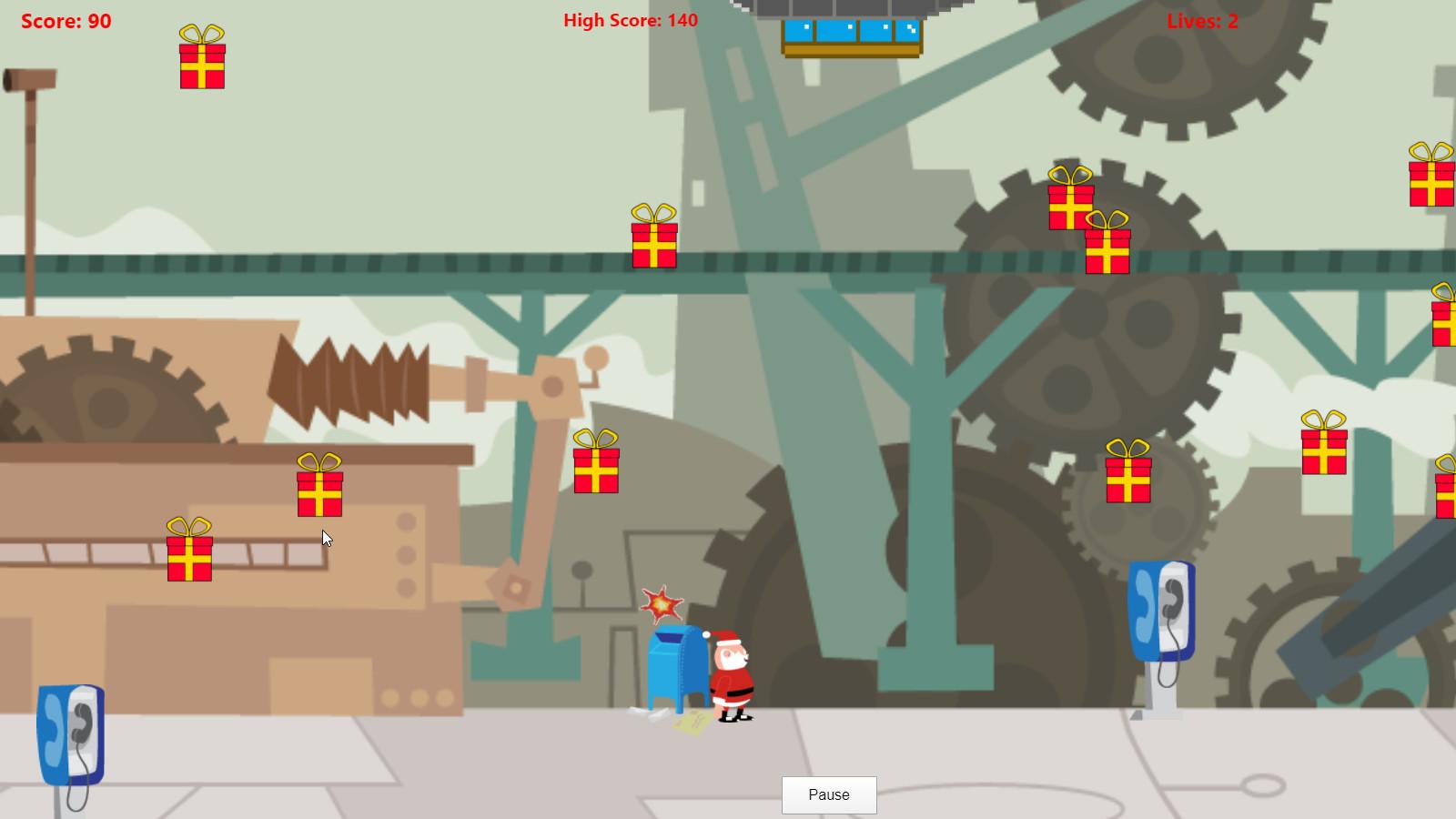 Xmas Presents screenshot