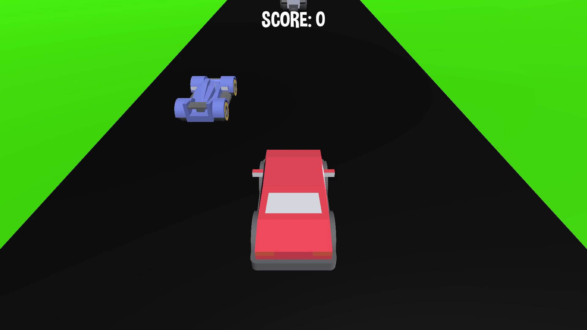 Poly Race screenshot