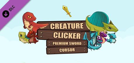 Creature Clicker - Premium Sword Cursor