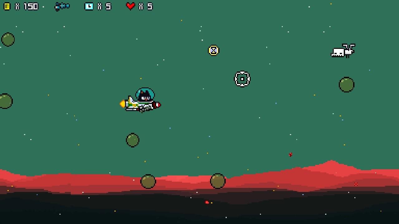 Аlien cat 4 screenshot