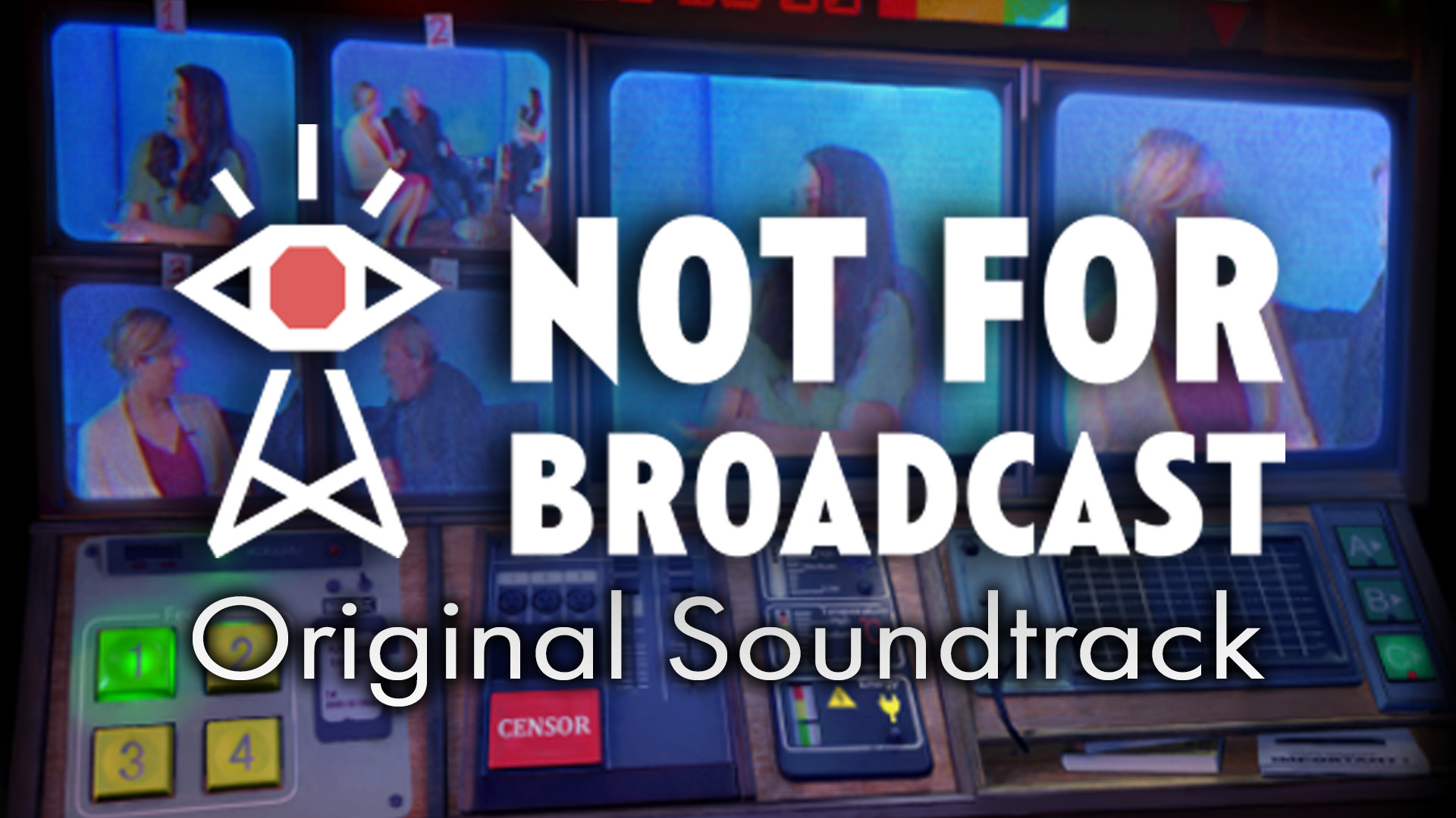 Not For Broadcast Original Soundtrack screenshot