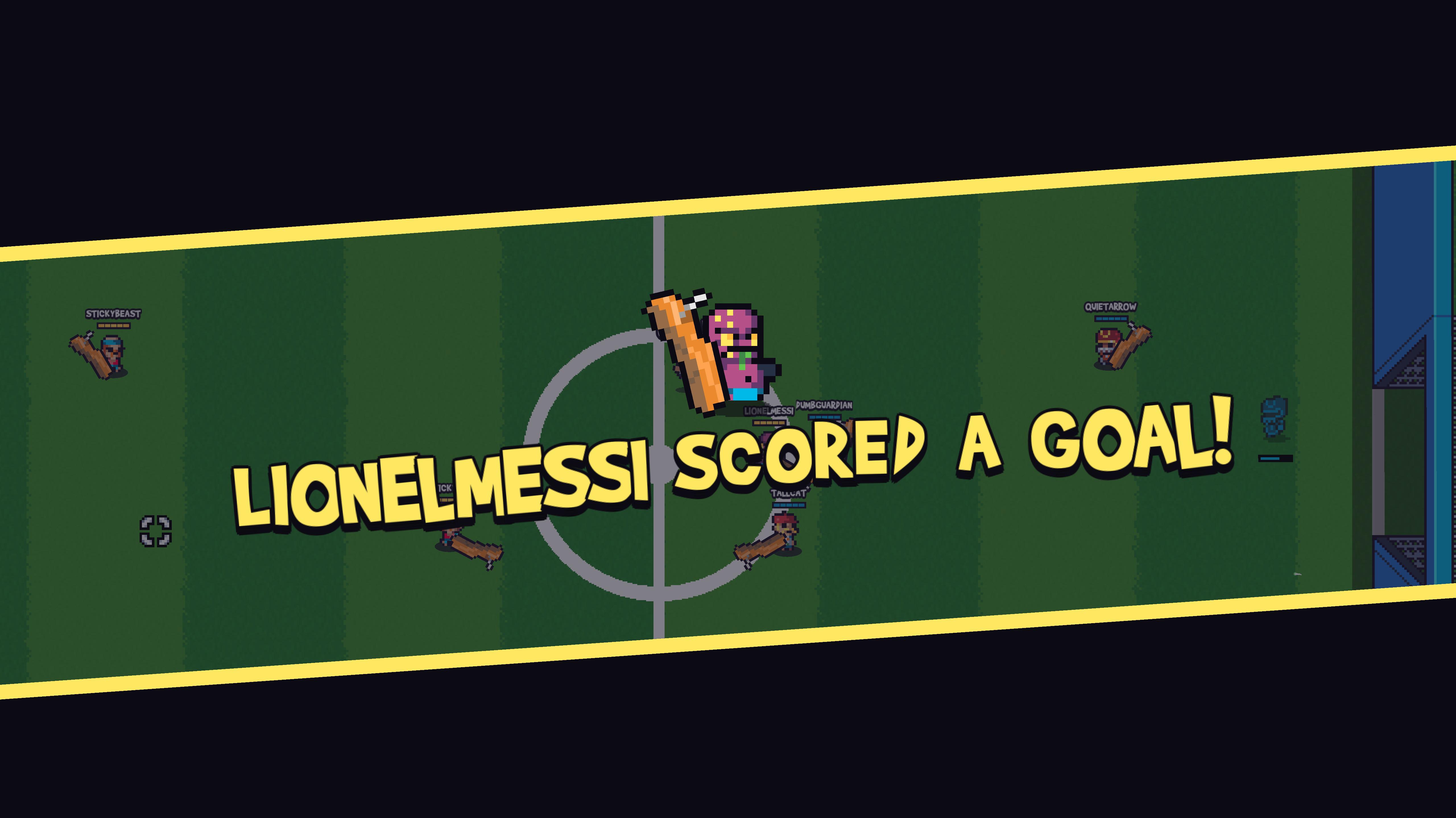 Guts 'N Goals: Preseason screenshot