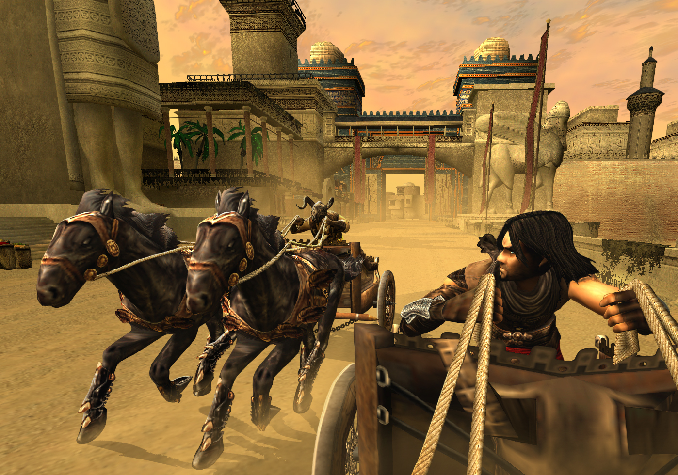 Prince of Persia: The Two Thrones Free Download image 2