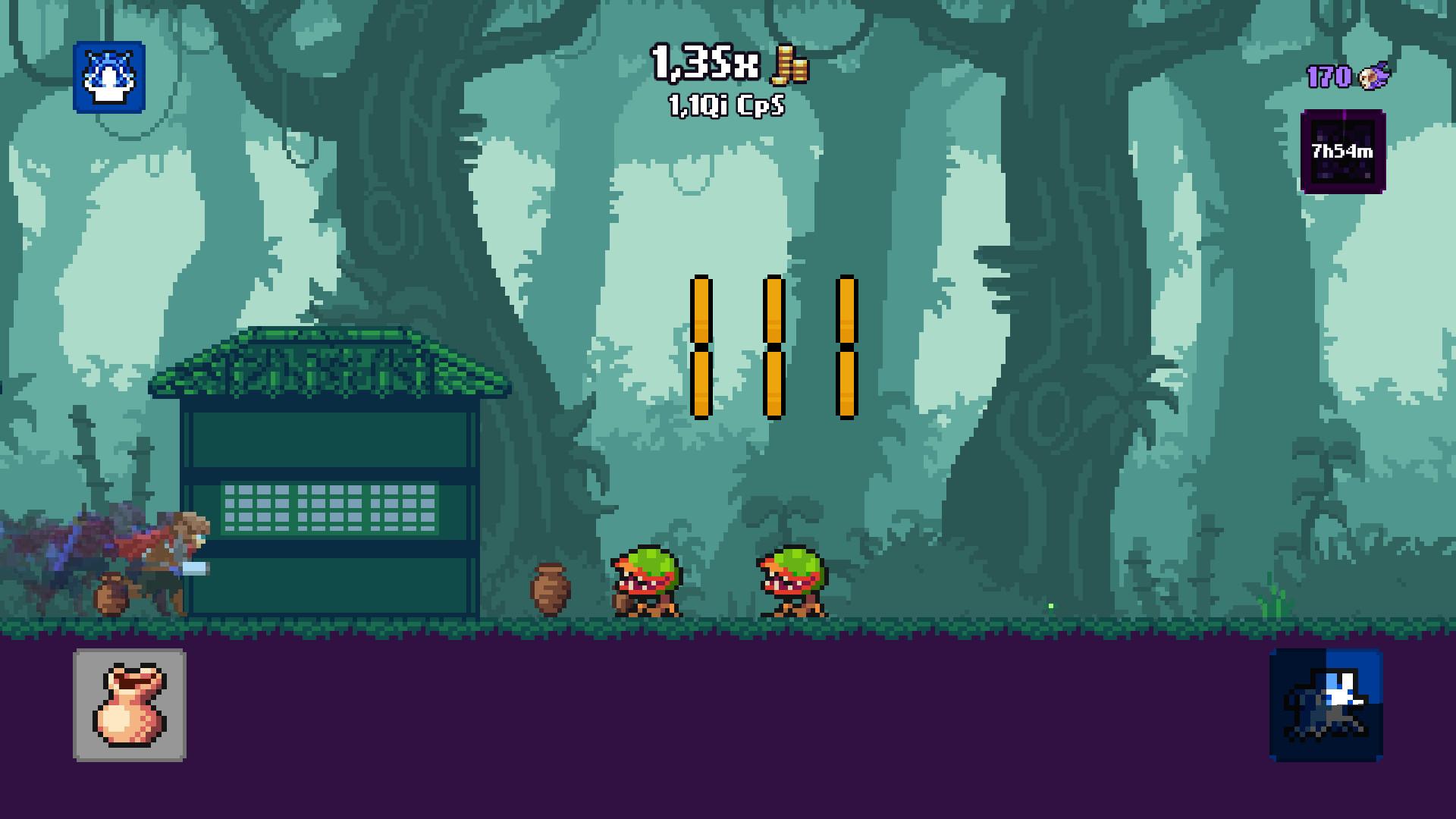 Idle Slayer screenshot