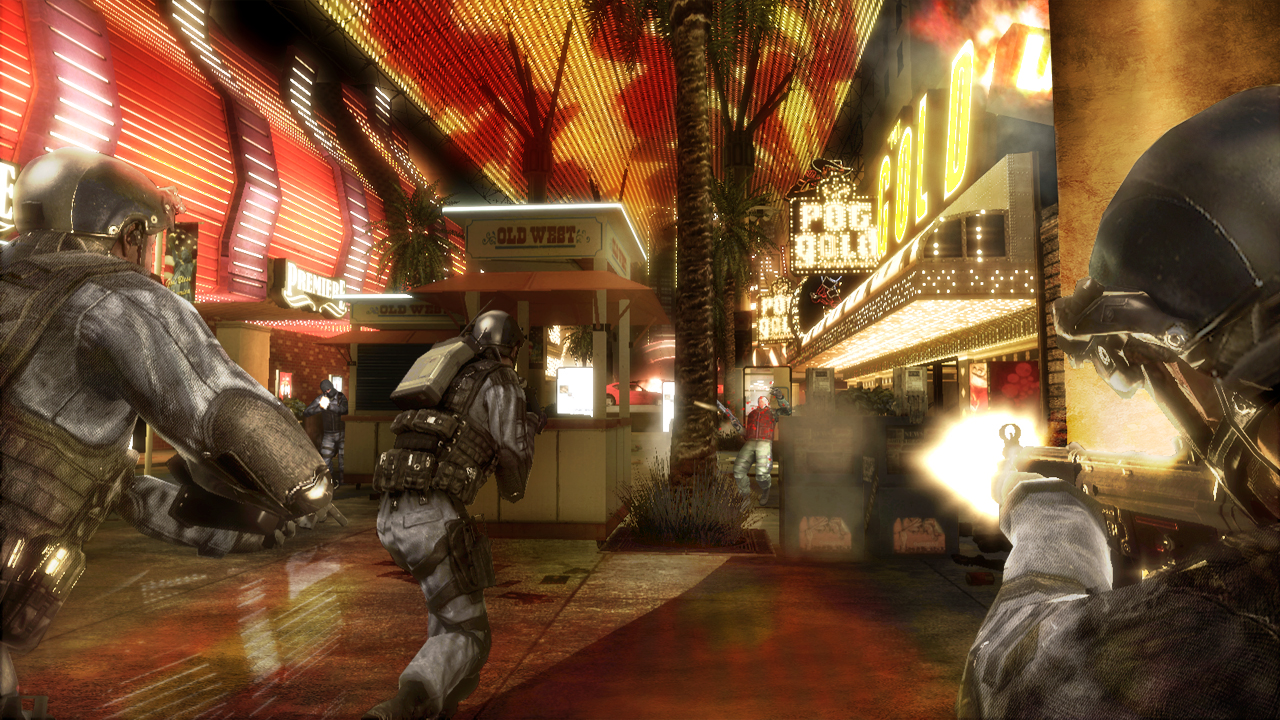 Tom Clancy's Rainbow Six Vegas screenshot