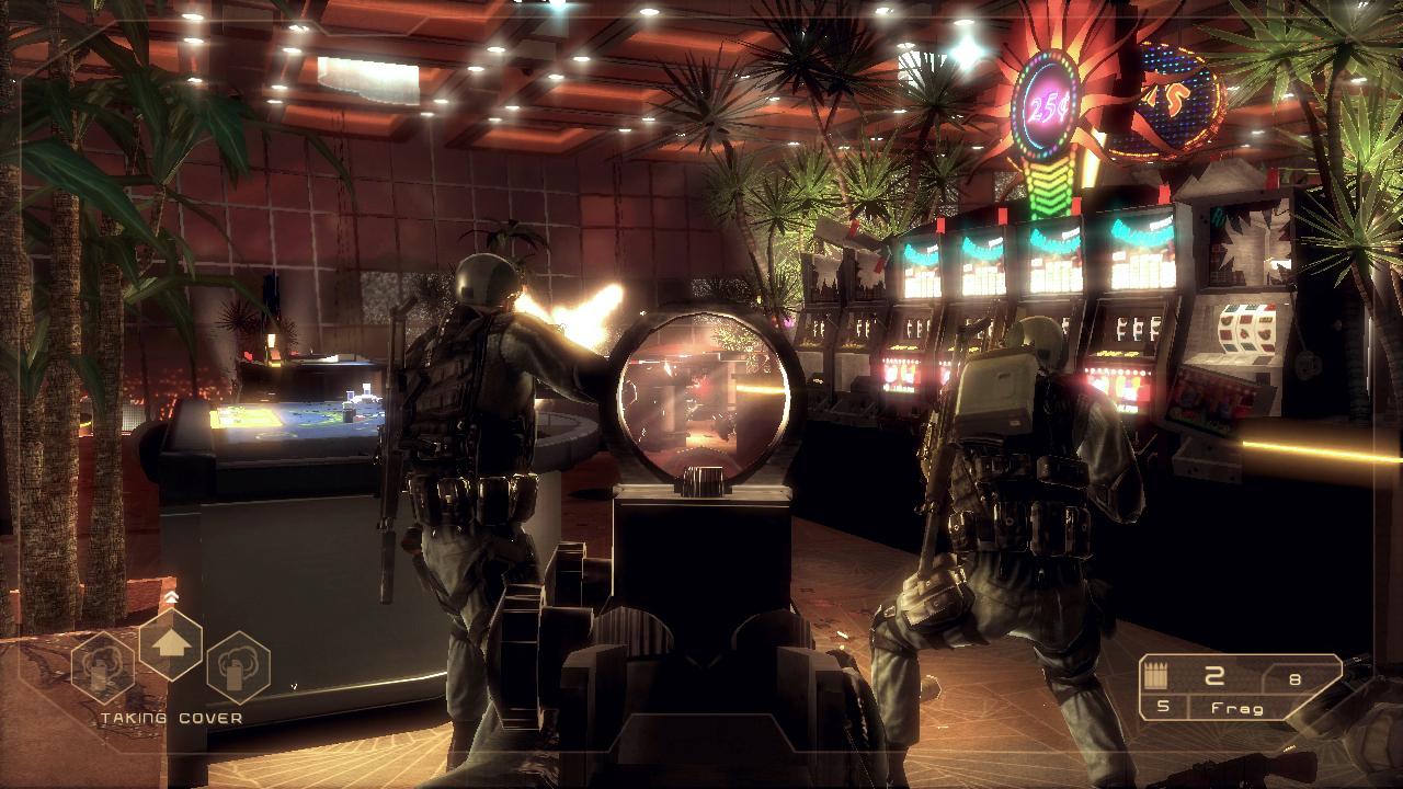 Download Tom Clancy's Rainbow Six Vegas Full PC Game