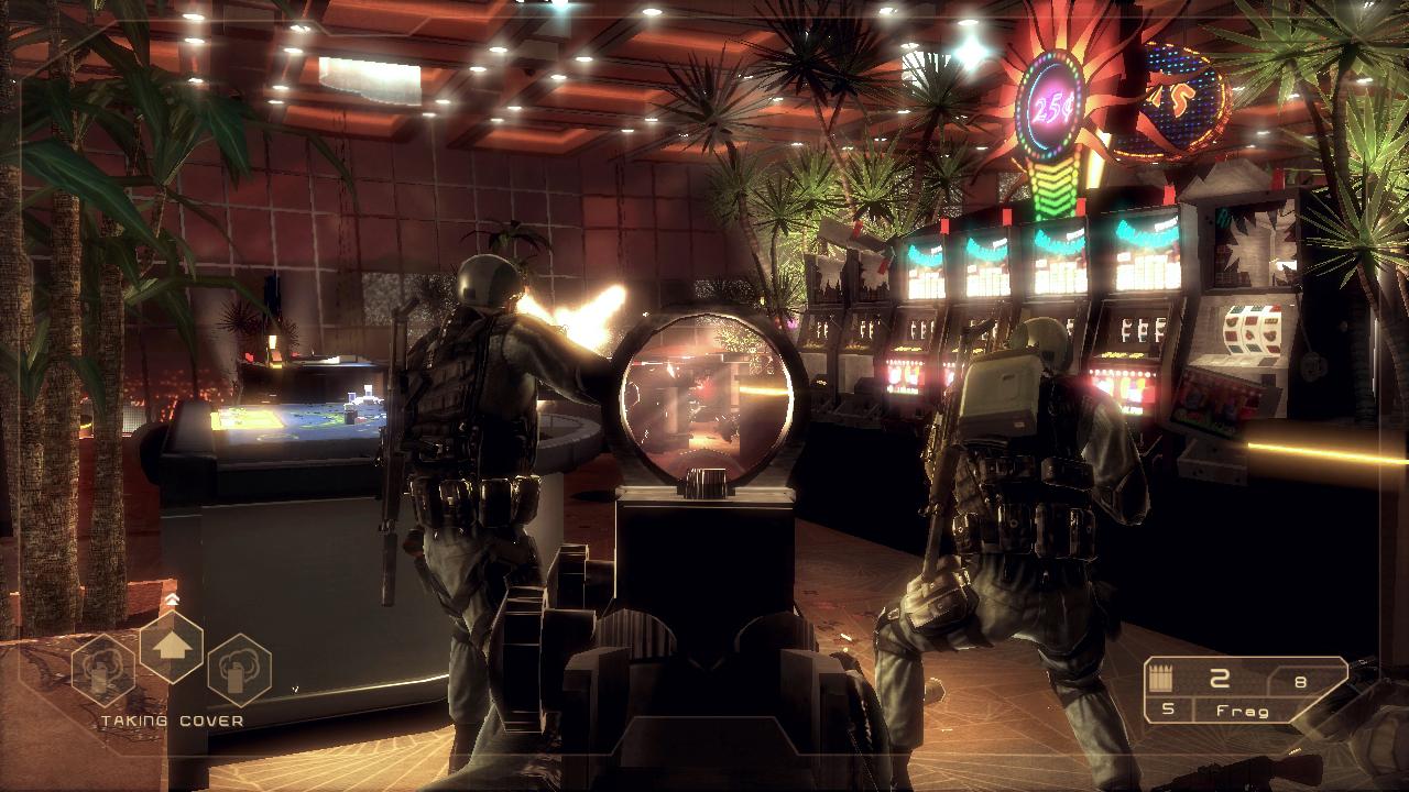 Tom Clancy's Rainbow Six Vegas screenshot