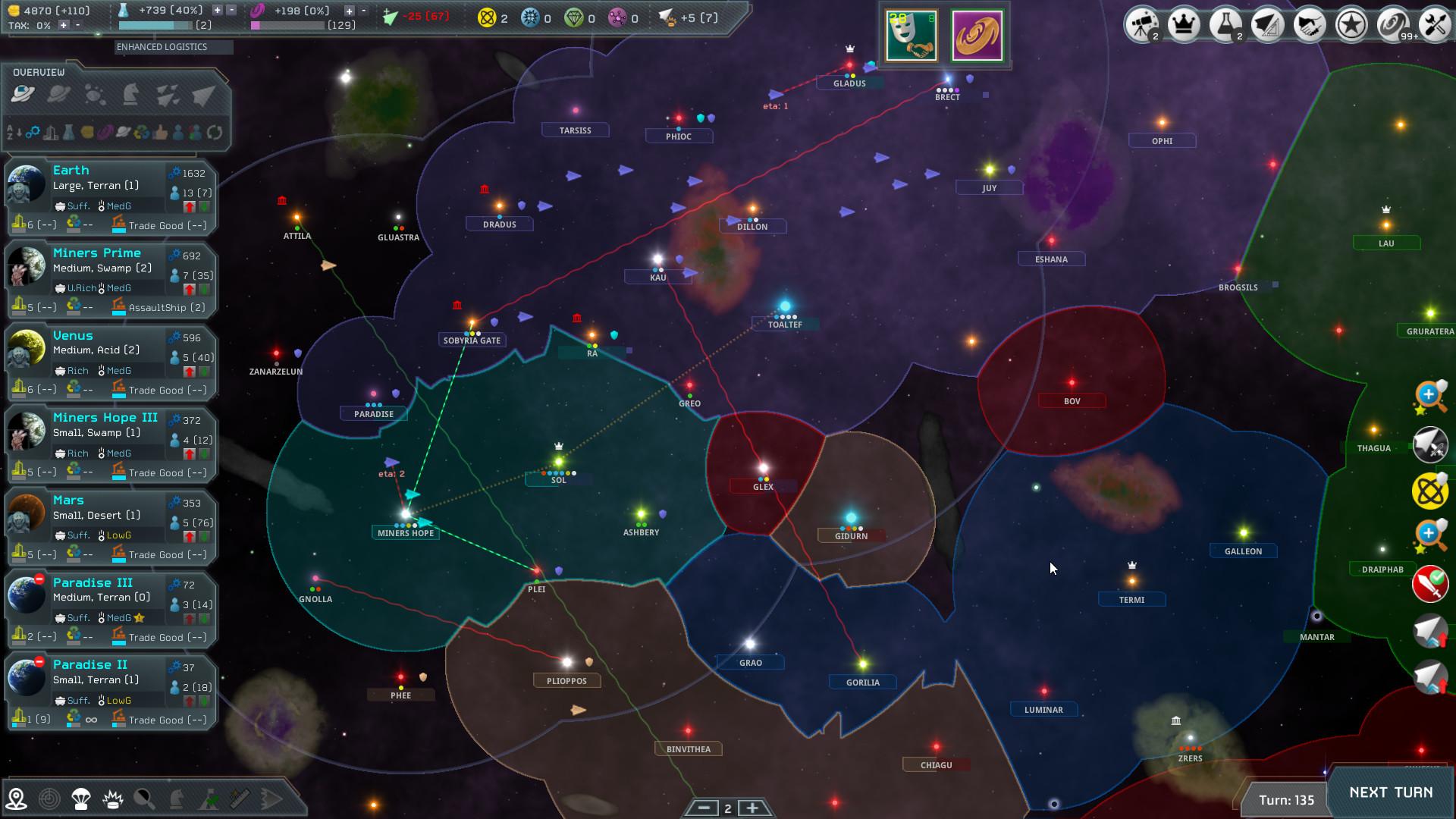 Interstellar Space: Genesis Soundtrack screenshot